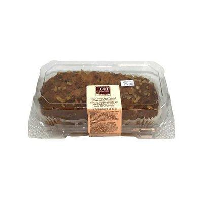 Earl Grey Tea Pound Cake With Walnut