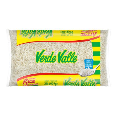 Verde Valle Enriched Rice EXTRA LONG RICE