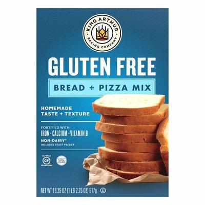 King Arthur Baking Company Gluten Free Bread & Pizza Mix