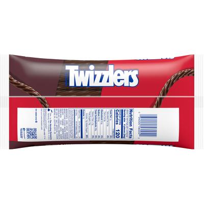 Twizzlers Candy, Hershey's Chocolate, Twists