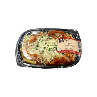Signature Cafe Ziti Pasta, Italian Style Sausage, Mozzarella And Parmesan Cheeses With Ziti Sauce