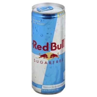 Red Bull Energy Drink, Sugar Free, Fl Oz