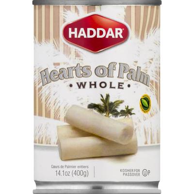 Haddar Hearts of Palm, Whole