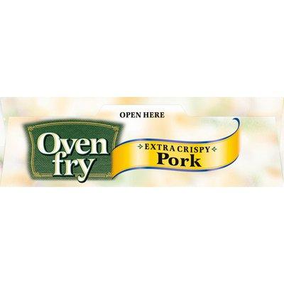 Oven Fry Extra Crispy Seasoned Coating Mix for Pork