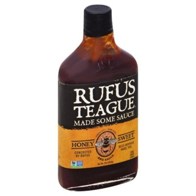 Rufus Teague Honey Sweet BBQ Sauce