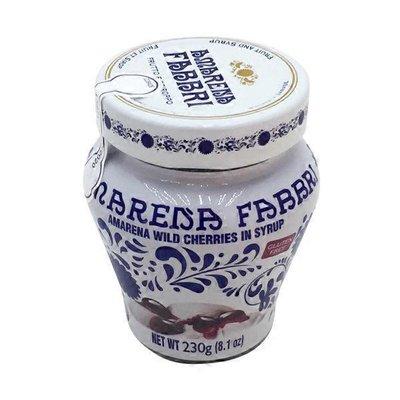 Fabbri Wild Amarena Cherries In Syrup