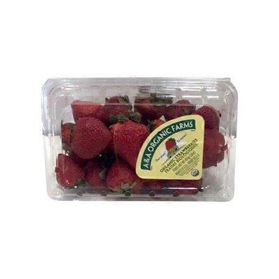 A & A Organic Farms Organic Strawberries