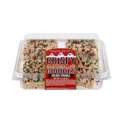Angela Marie's Crispy Marshmallow Goodies Holiday Sprinkle