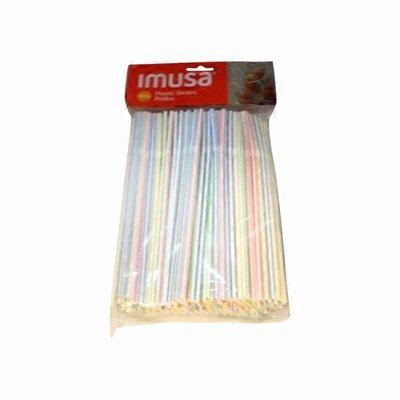 Imusa Straws Plastic
