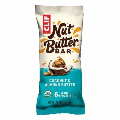 CLIF BAR Coconut & Almond Butter Nut Butter Bar