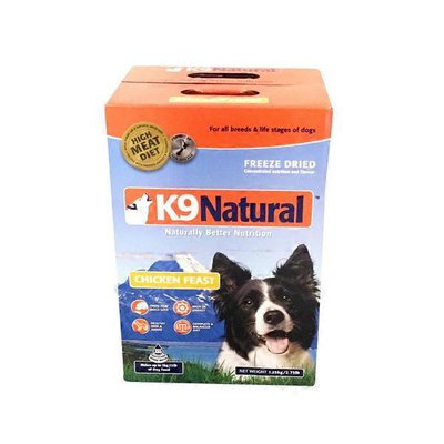 K9 Natural Chicken Feast Canine Food