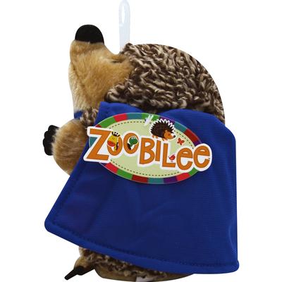 Zoobilee Dog Toy, Super Plush, Heggie