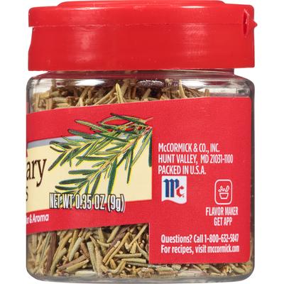 McCormick® Rosemary Leaves