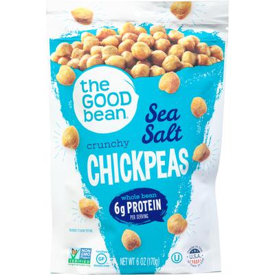 The Good Bean Sea Salt Chickpeas