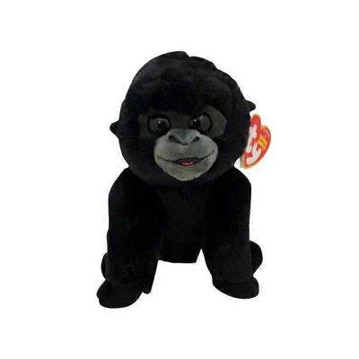Beanie Babies Bo the Silverback Gorilla Plush Toy