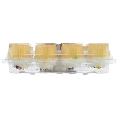Two Bite Cupcakes, Vanilla