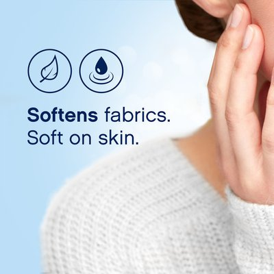 Downy Ultra Liquid Fabric Conditioner (Fabric Softener), Free & Gentle