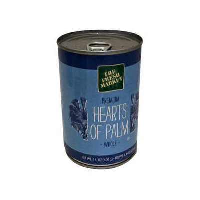 The Fresh Market Whole Canned Hearts of Palm