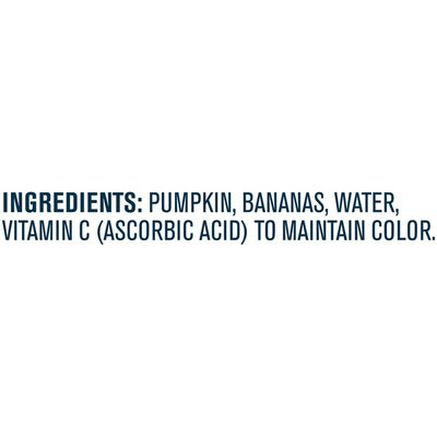 Gerber Pumpkin Banana Baby Food