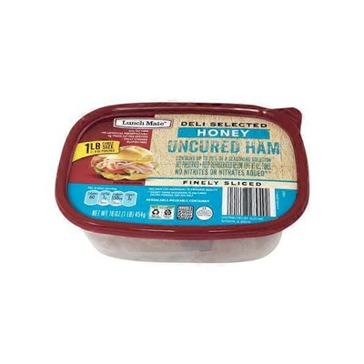 Lunch Mate Family Size Honey Ham
