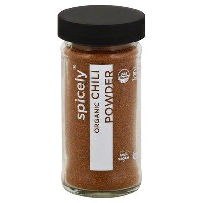 Spicely Chili Powder, Organic
