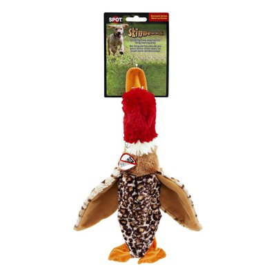 Skinneeez Mallard Duck Stuffing Free Dog Toy