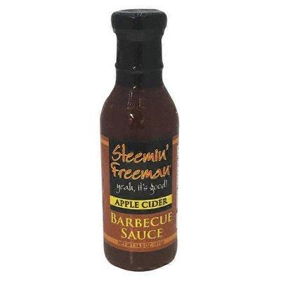 Steemin Freeman Apple Cider Barbecue Sauce