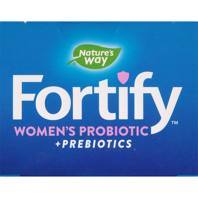Nature's Way Probiotic, Women's, Everyday Care, Delayed-Release Veg Capsules