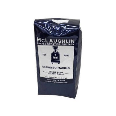 Mclaughlin Espresso Maximo Coffee