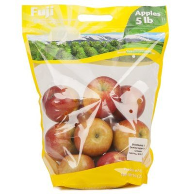 Fuji Apple Bag