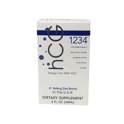 Hcg 1234 Hcg Dietary Supplement