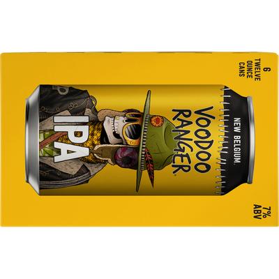 Voodoo Ranger Ranger IPA, Bottles