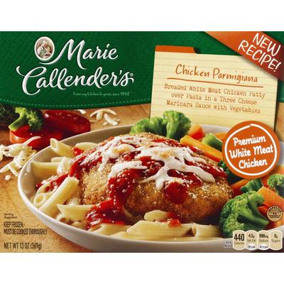Marie Callender's Chicken Parmigiana