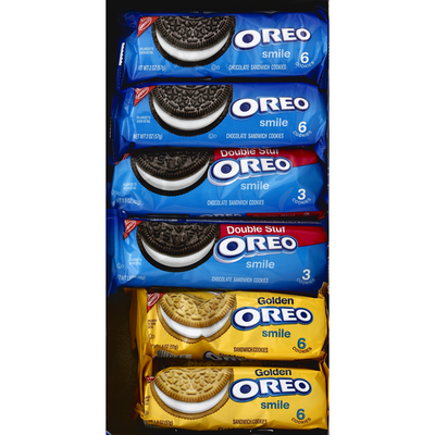Oreo Cookies, 12 Packs