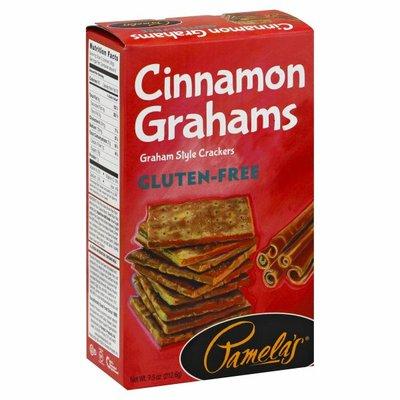 Pamela's Crackers, Gluten-Free, Cinnamon Grahams