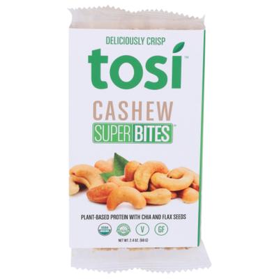 Tosi Cashew SuperBites