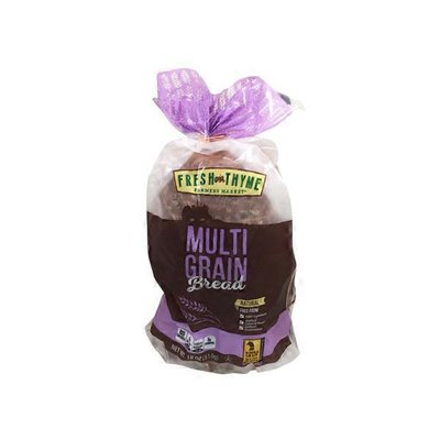 Fresh Thyme Kitchen Multi Grain Bread