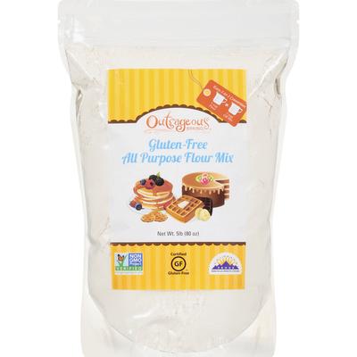 Outrageous Baking All Purpose Flour Mix, Gluten-Free