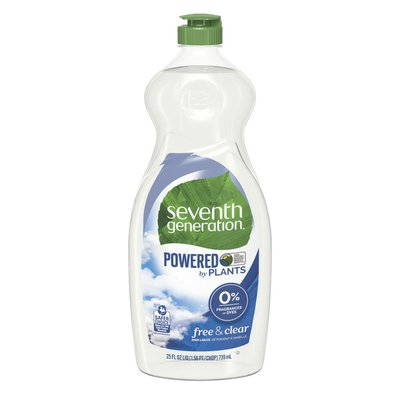 Seventh Generation Dish Liquid Soap Free & Clear