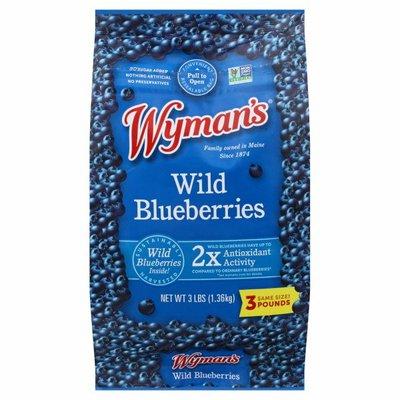 Wyman's Wild Blueberries