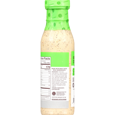 Tessemae's All Natural Dressing & Dip, Cilantro Lime Ranch