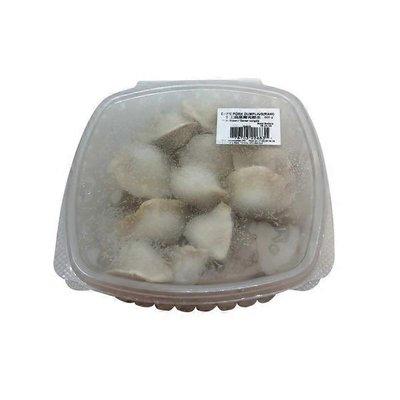 Raw Pork & Chive Dumplings