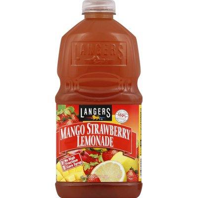 Langers Mango Strawberry Lemonade