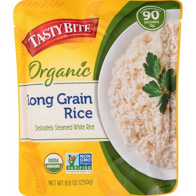 Tasty Bite Long Grain Rice, Organic