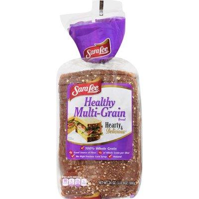 Sara Lee Hearty & Delicious Healthy Multi-Grain Bread