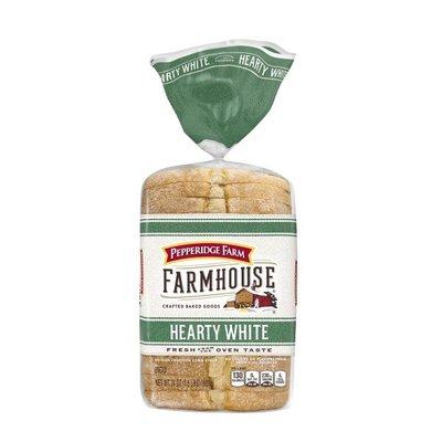 Pepperidge Farm®  Farmhouse Hearty White Bread