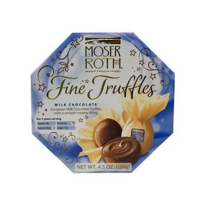 Moser Roth Fine Truffles Milk Chocolate