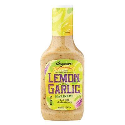 Wegmans Lemon & Garlic Marinade