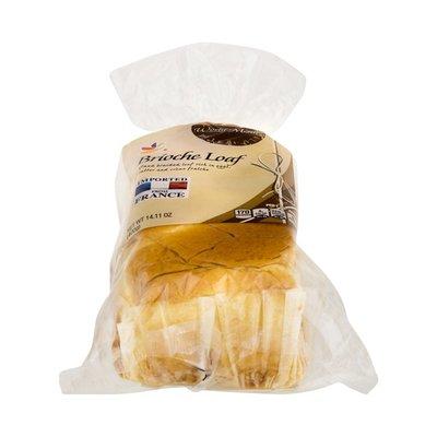 SB World Menu Brioche Loaf