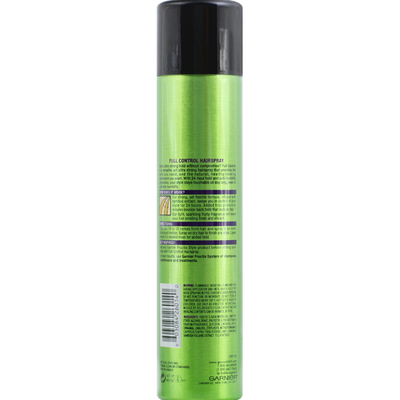 Garnier Full Control Anti-Humidity Hairspray, Ultra Strong Hold